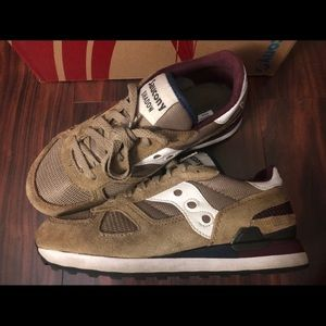 Madewell x Saucony Shadow sneakers 9